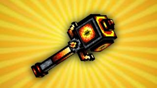 getlinkyoutube.com-Pixel Gun 3D - Dark Mage Wand [Review]