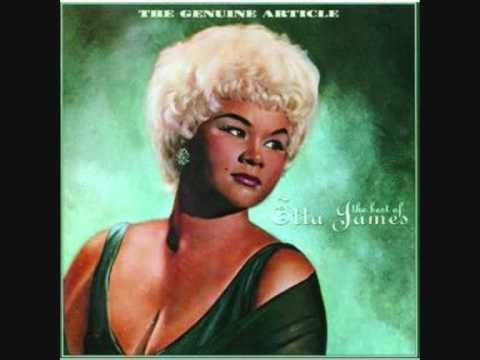 Pushover de Etta James Letra y Video