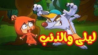 getlinkyoutube.com-ليلى والذئب - طيور بيبي