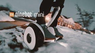 getlinkyoutube.com-Гироскутер Xiaomi, Ninebot Mini / обзор.