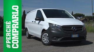 getlinkyoutube.com-Mercedes Vito 111 CDI   Perché comprarlo... e perché no