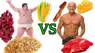 getlinkyoutube.com-High Carb Vegan Vs. Low Carb Paleo Diet - THE TRUTH