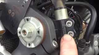Motorcycle hints and tips - Grips, levers and handlebars.