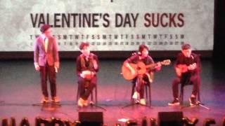getlinkyoutube.com-约约约约乐队 祝天下所有的情侣都是失散多年的兄妹 图卢兹2015春晚