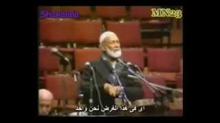 getlinkyoutube.com-Ahmed Deedat destroy Christianity in 7 minutes