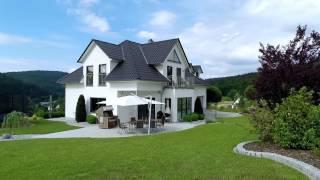 getlinkyoutube.com-ALBERT Haus Erfahrungen - Familie Werner - Fertighaus Träume - schlüsselfertig - Holzhaus bauen