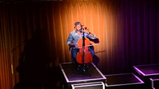 getlinkyoutube.com-Kevin Olusola Cello Beatboxing - Pentatonix Concert in Amsterdam 19/11/13