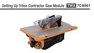 triton router table instructions
