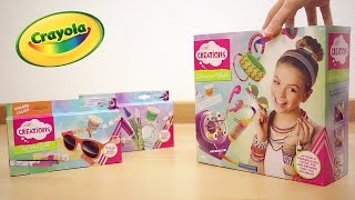 getlinkyoutube.com-Laboratorio Millefili Crayola: come decorare di tutto con i fili!