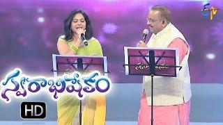 Suvvi Suvvi Suvvalamma Song | S P Balu & Sunitha Performance | Swarabhishekam | 16th Oct2016 | ETV