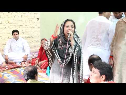 AINEY GOHAR - live performance in Sehwan Sharif 2014 -mehndi baba lal dass- Click By UMAR JATT