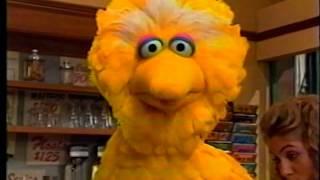 getlinkyoutube.com-Sesame Street - Big Bird Tries To Help Gina