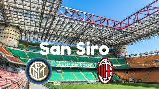 San Siro (Giuseppe Meazza) Stadium tour HD
