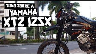 Tudo sobre a Yamaha XTZ 125X @ Ricardo Ardo