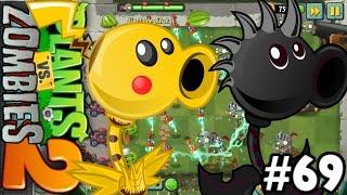 getlinkyoutube.com-PIÑATA PARTY part 69 plants vs zombies 2
