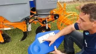 getlinkyoutube.com-Distribuidor de sementes Plantadeira Knapik