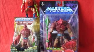 getlinkyoutube.com-MOTU Masters of the Universe toy figure collection PART 1 (Skeletor & gang)