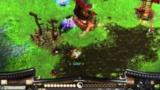 getlinkyoutube.com-Battle Realms BEST KENJI MOD!! (ULTRA DRAGON KENJI)