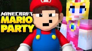 Minecraft Mario Party - So viel Neues für mich! :D
