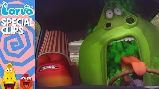getlinkyoutube.com-[Official] Campaign Collection - Driving - Special Videos by Animation LARVA