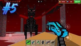 ME VS. DRAGON! | Pixel Gun 3D Campaign #5