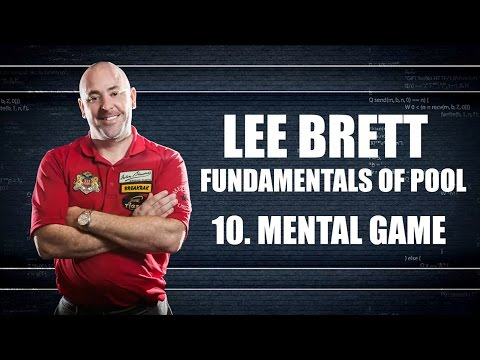 APA Lee Brett Instructional Series - Lesson 10 - The Mental Game