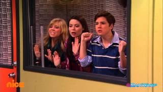 getlinkyoutube.com-iCarly: Gibby VS. Nora