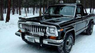 getlinkyoutube.com-1983 Jeep J-10 Laredo