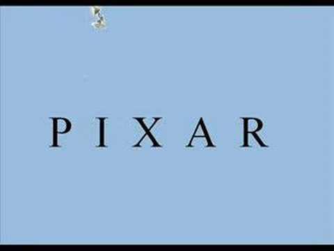 pixar logo. My Pixar Logo