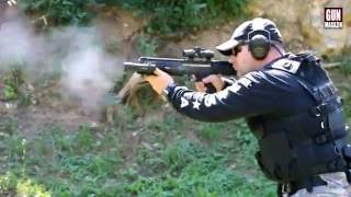 getlinkyoutube.com-Hera Arms Triarii - pistol to carbine conversion system
