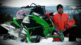 getlinkyoutube.com-2012 Arctic Cat F1100 Turbo SnoPro Test Ride