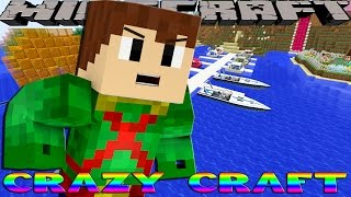 getlinkyoutube.com-Minecraft CRAZY CRAFT - PACMAN HUNTING, THE FINAL BATTLE!!