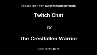getlinkyoutube.com-Twitch Plays Dark Souls - The Crestfallen Warrior (Real-Time Edit)