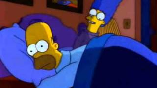 getlinkyoutube.com-eso fue un si o un no?  - Homero simpsons