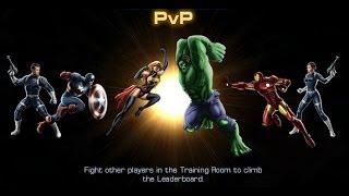 getlinkyoutube.com-Las mejores defensas que marvel alliance puede ofrecer.