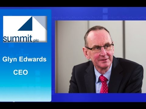 VIDEO, Glyn Edwards, chief executive of Summit | Directors Talk