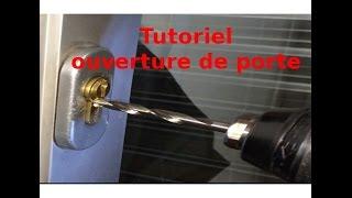 Download video tutoriel ouverture de porte avec for Ouvrir une porte blindee