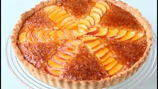 getlinkyoutube.com-грушевый пирог (яблочный) Pear & Almond Tart