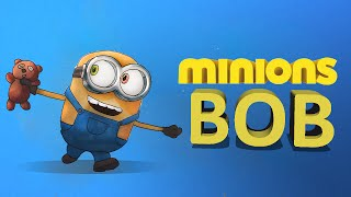 getlinkyoutube.com-How To Draw Bob And Tim From Minions Step By Step Easy Drawing Lesson