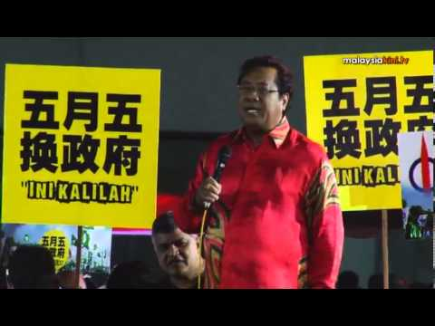 Khalid Ibrahim to BN: If you want to copy, copy properly