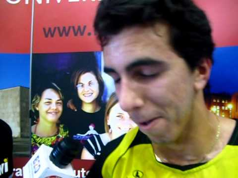 Flash Interview - Daniel Gomes (Kabul FC)