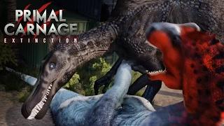 getlinkyoutube.com-TYRANTS BATTLE! - Primal Carnage Extinction    Part 27 HD