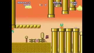 Mario Forever Remake - World 12 by Syzxchulun's team