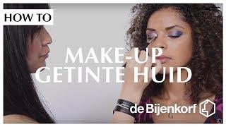 getlinkyoutube.com-MAC Cosmetics & de Bijenkorf - make-up tutorial Antilliaanse huid
