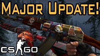 getlinkyoutube.com-Main Rifles Changed! MAJOR Counter-Strike Update