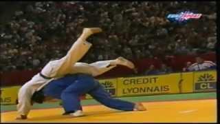 World Championship Judo Kosei Inoue v Stephane Traineau