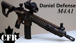 getlinkyoutube.com-Daniel Defense M4A1 Mil Spec+ Update