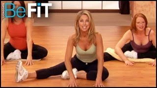 getlinkyoutube.com-Denise Austin: 3rd Trimester Toning Pregnancy Workout
