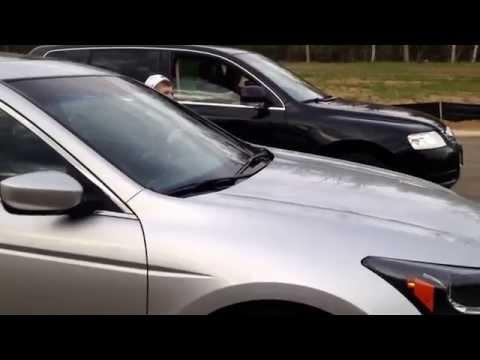 Touareg vs. Honda