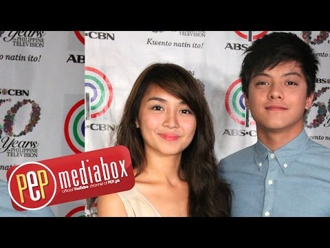 Daniel Padilla says Kathryn Bernardo has a crush on Robin Padilla